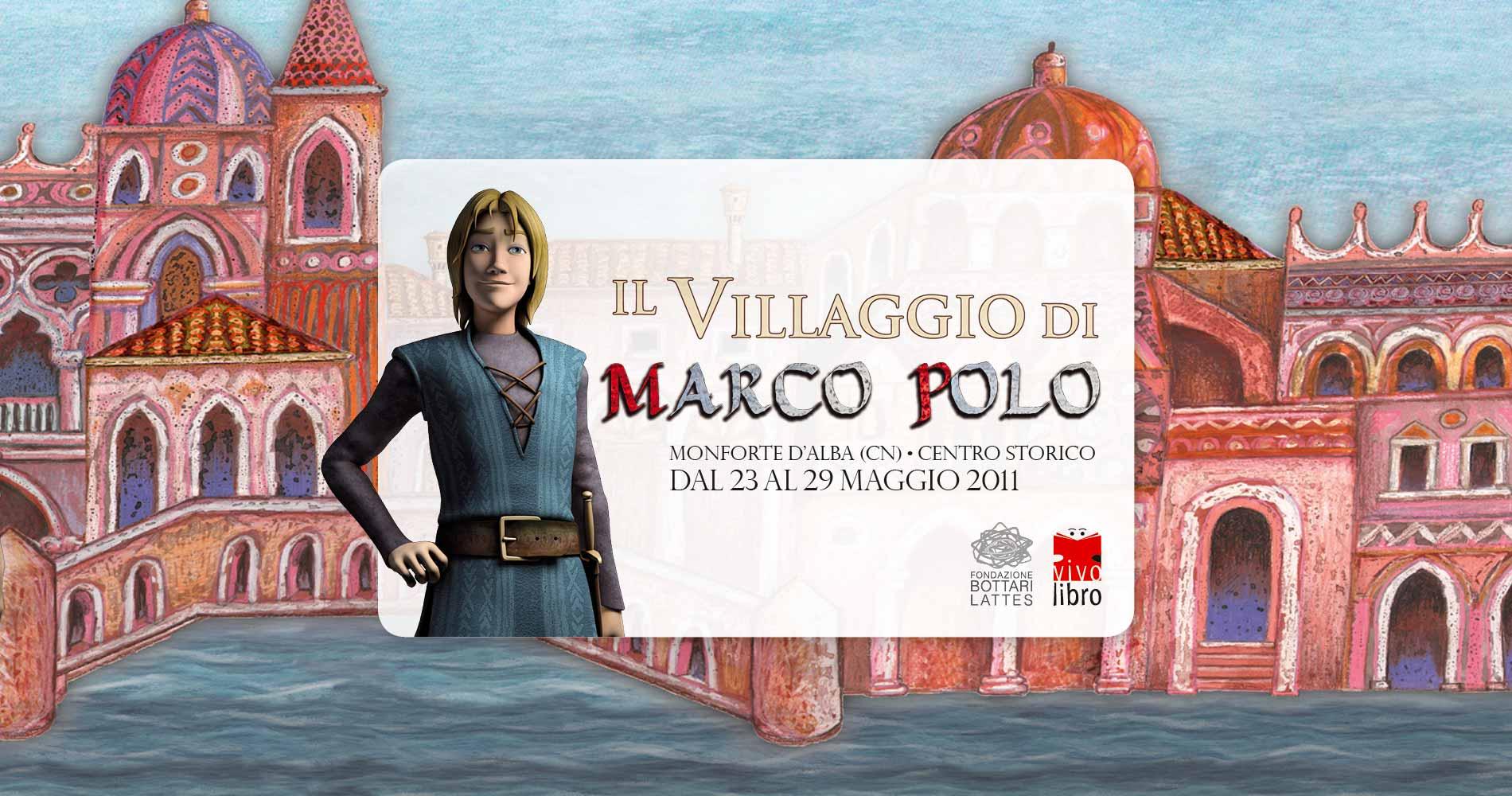 Il villaggio di Marco Polo Vivolibro 2011