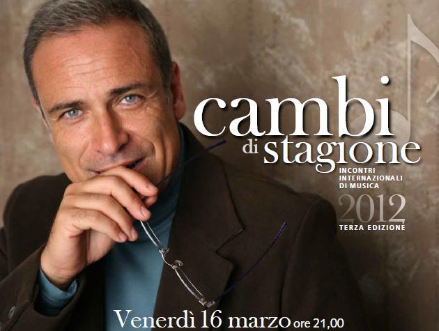 Cambi di stagione: Enzo De Caro