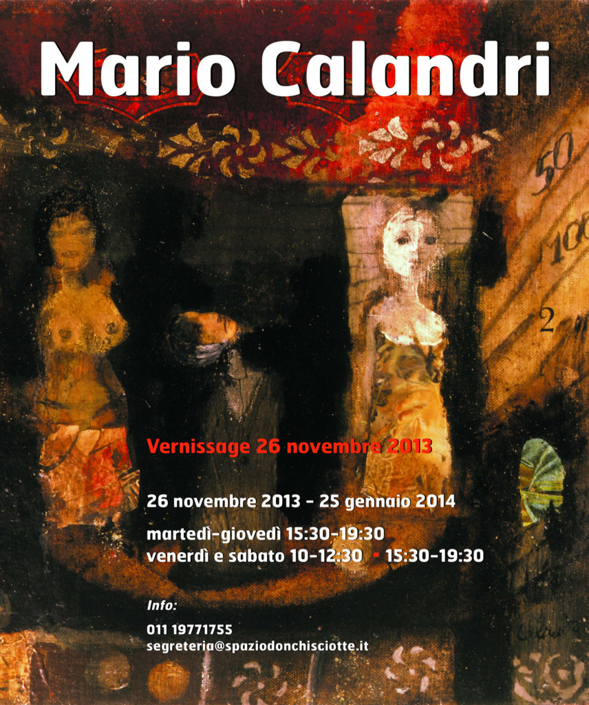 Mostra su Mario Calandri