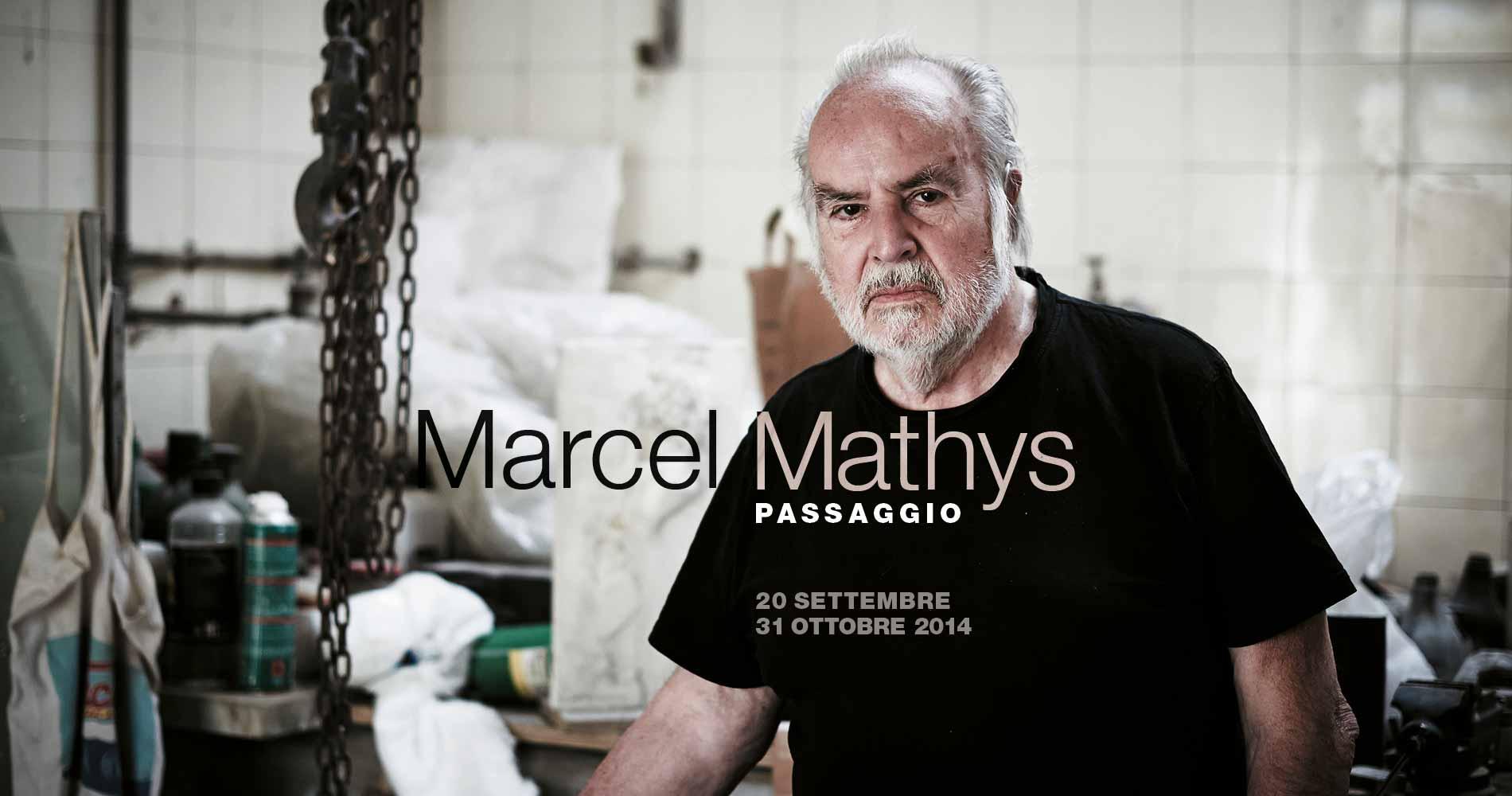 Passaggio di Marcel Mathys
