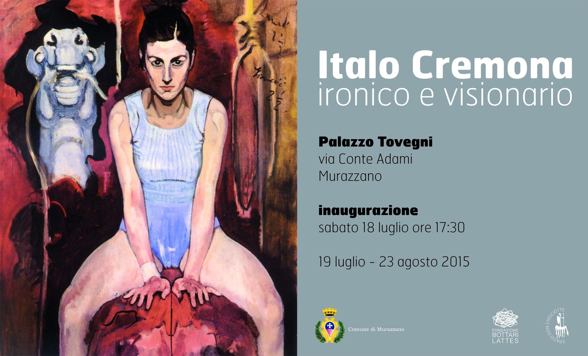Italo Cremona ironico e visionario