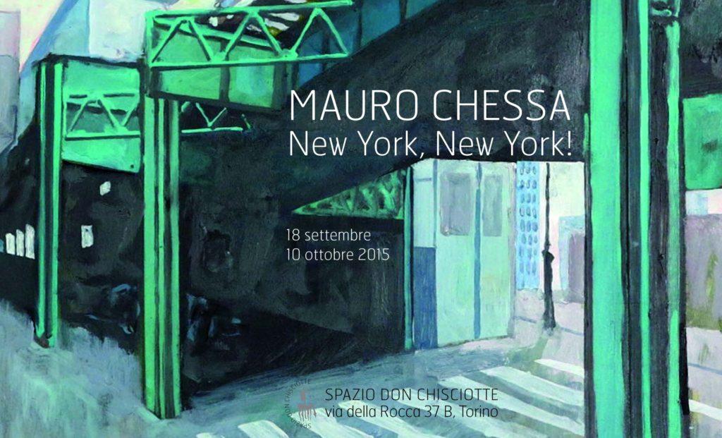 Mauro Chessa, New York New York