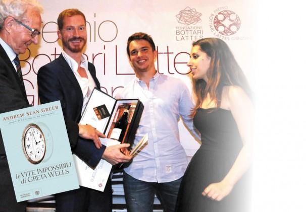 Andrew Sean Grear vince Il Germoglio 2014