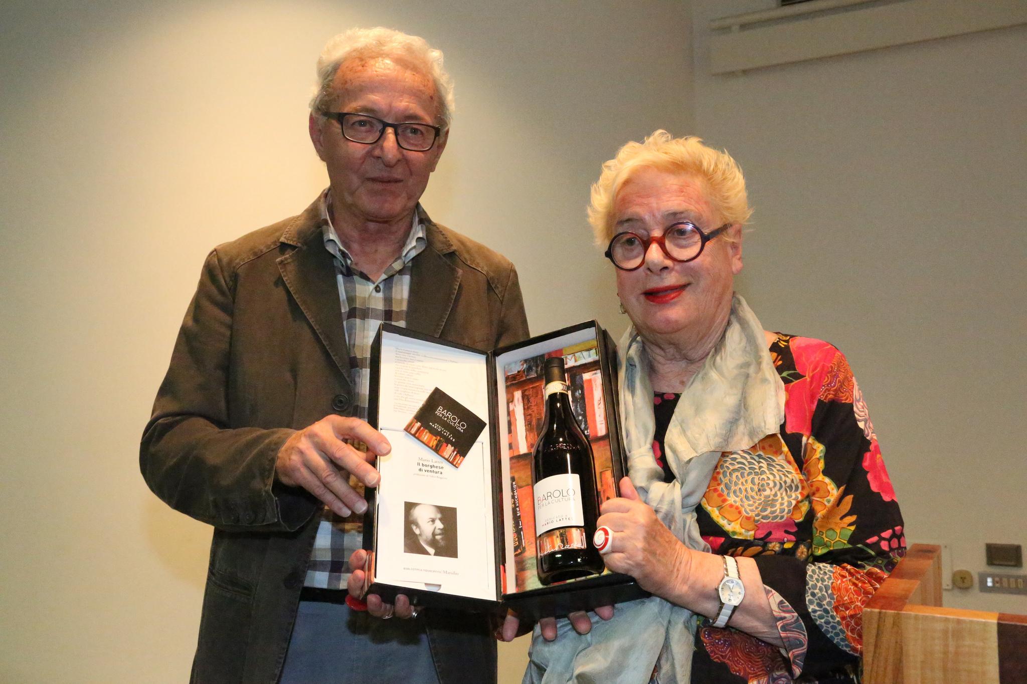 Caterina e Adolfo Ivaldi per il Barolo fenogliano