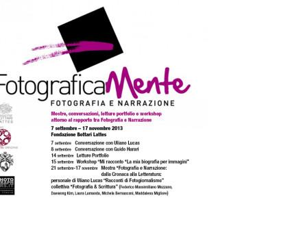 FotograficaMente, fotografia e narrazione