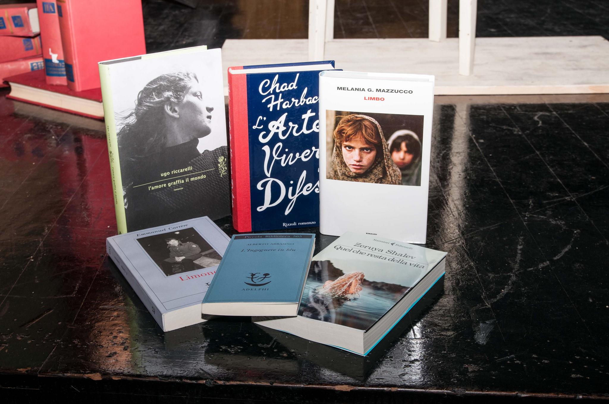 i libri finalisti