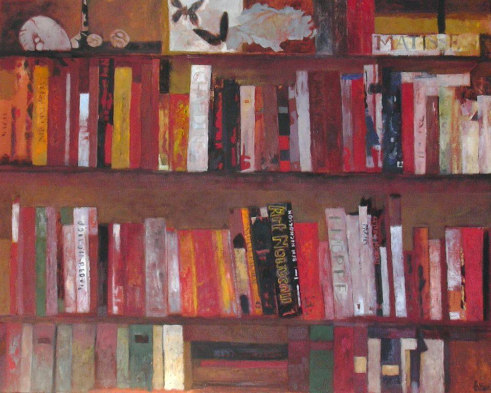 Pittoriscrittori Mario Lattes biblioteca, 1991