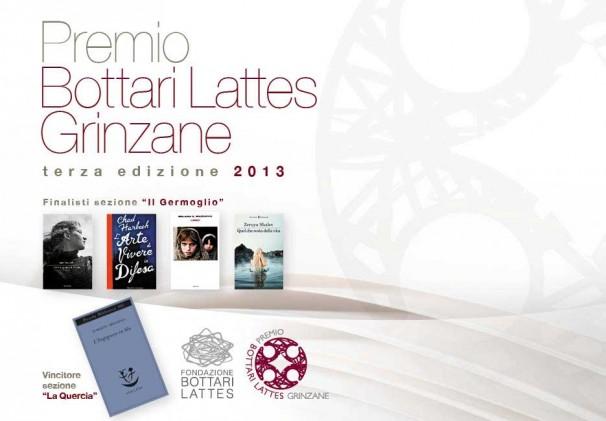 Premio finalisti e vincitore 2013