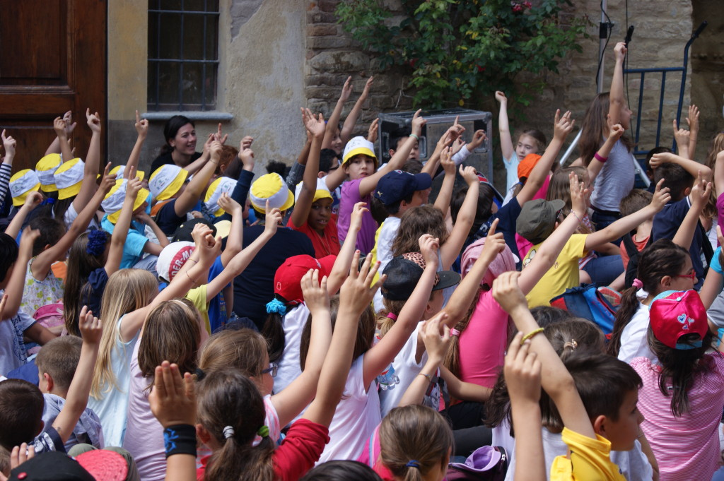 La partecipazione dei bambini