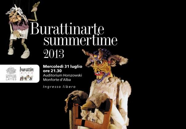Burattinarte 2013