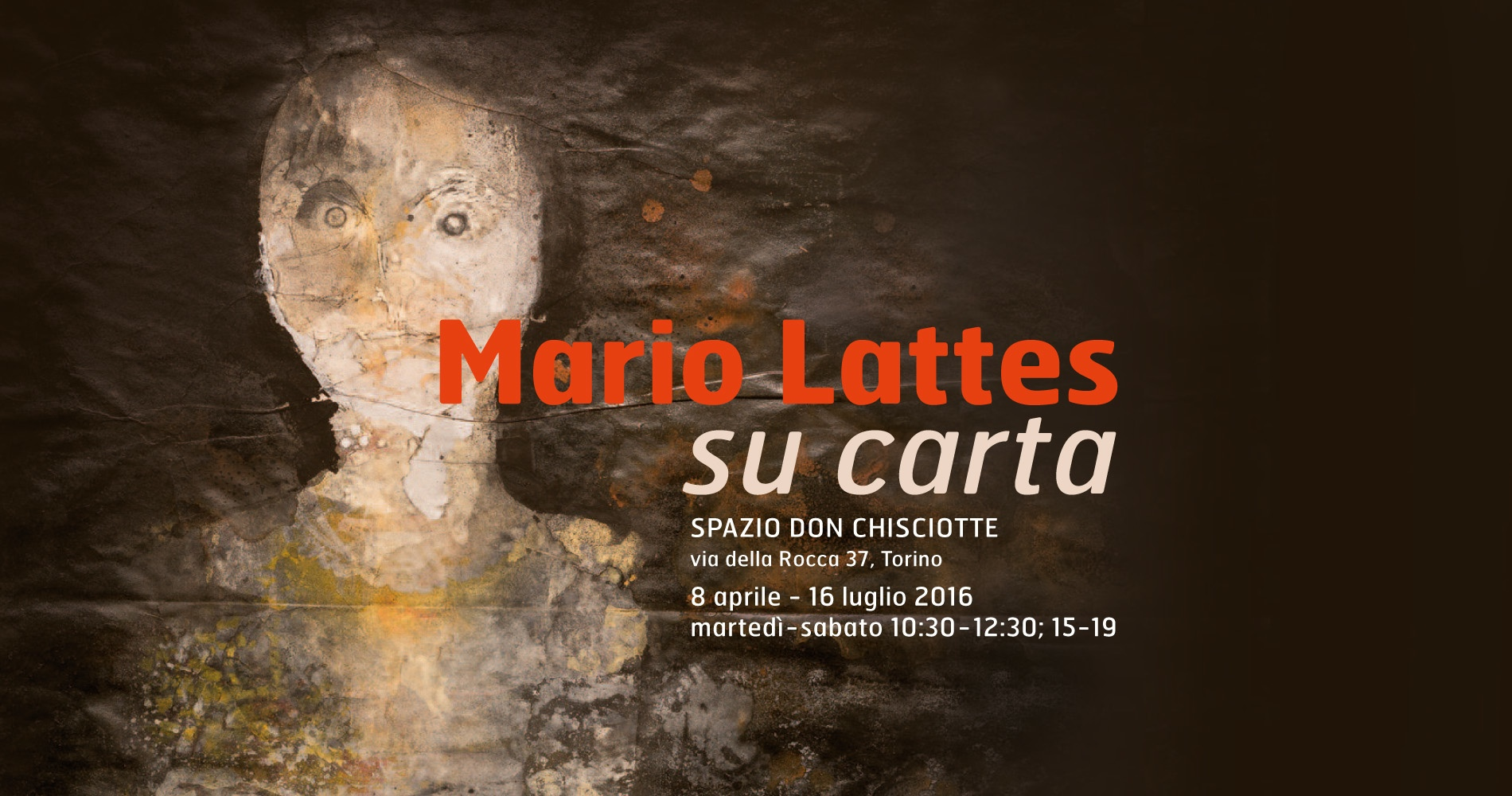 Mario Lattes su carta