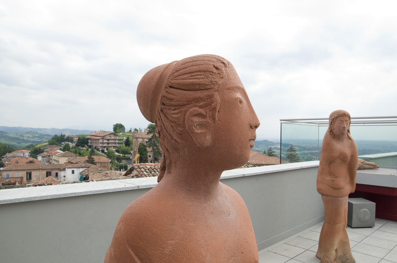 Terrazza della Fondazione Bottari Lattes