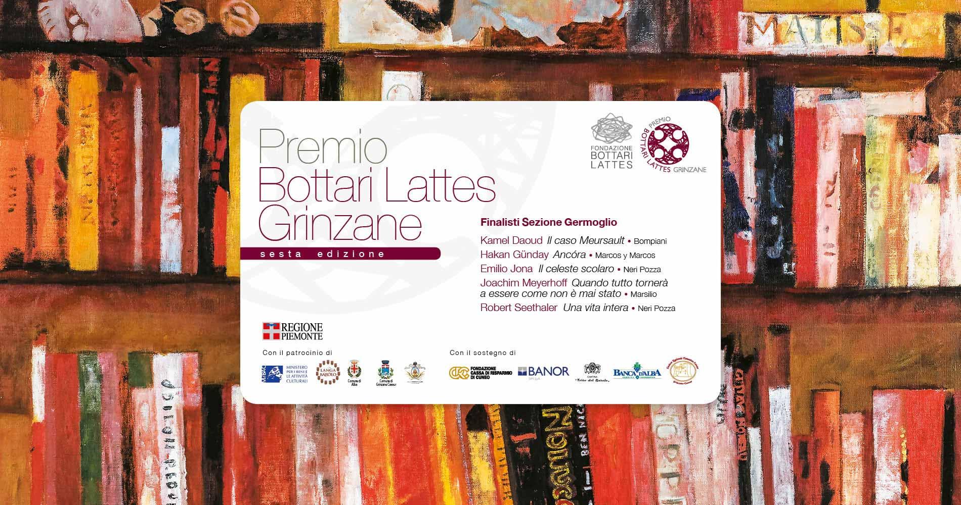 Premio BLG 2016, i finalisti