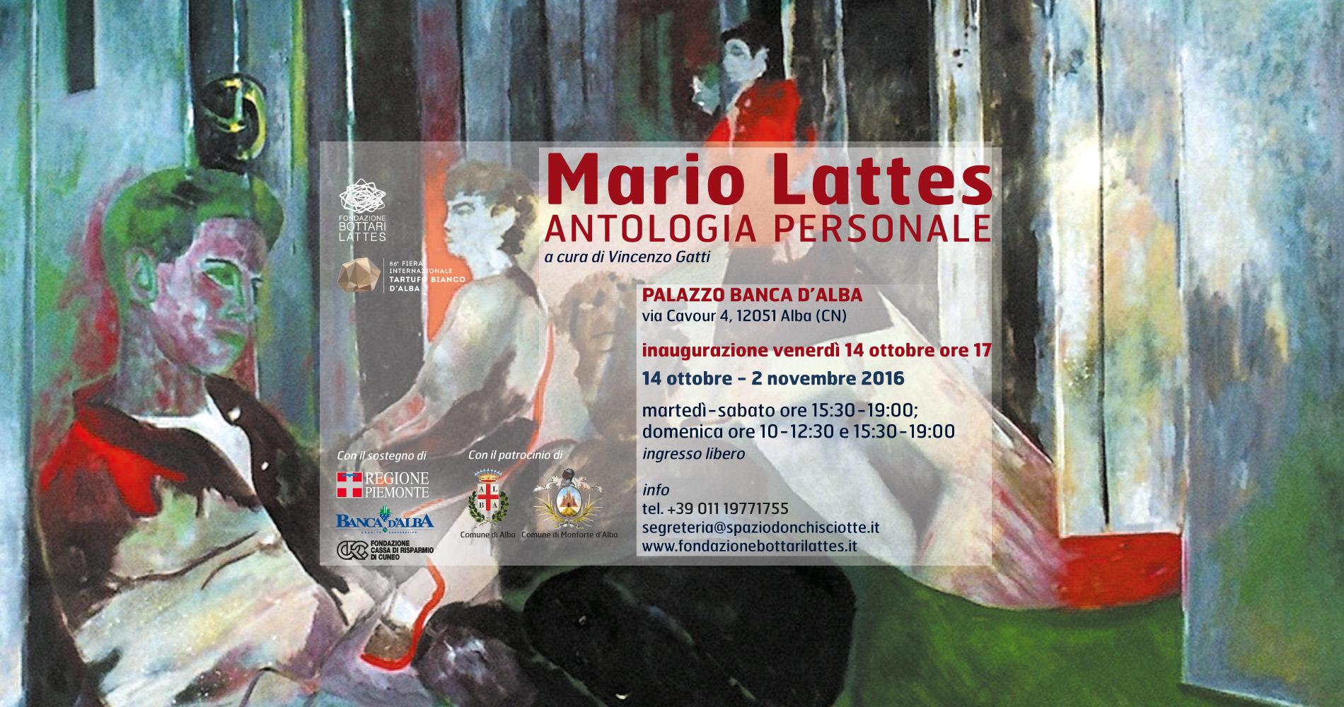 Mario Lattes  Antologia personale