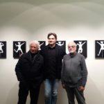 Mario Cresci, Luca Panaro, Bruno Di Bello