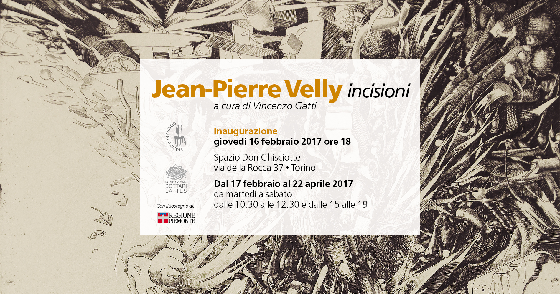 Jean-Pierre Velly incisioni
