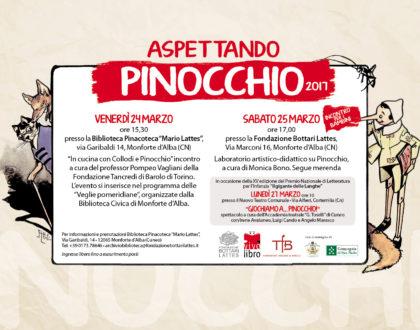 """""""Aspettando Pinocchio"""" a Monforte d'Alba e Cortemilia"""