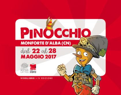 Con Vivolibro le avventure di Pinocchio a Monforte d'Alba
