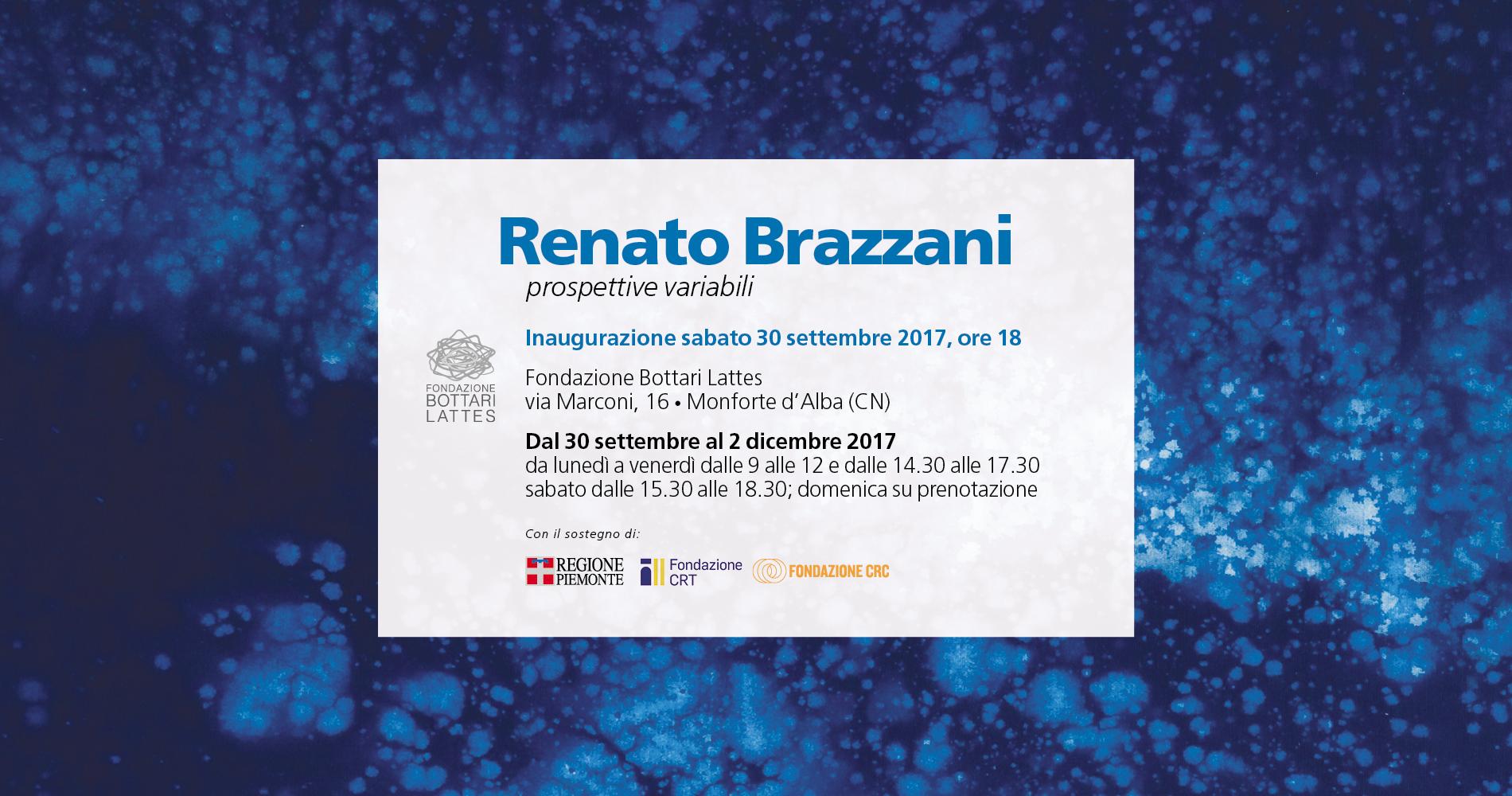 """Le """"Prospettive variabili"""" di Renato Brazzani"""