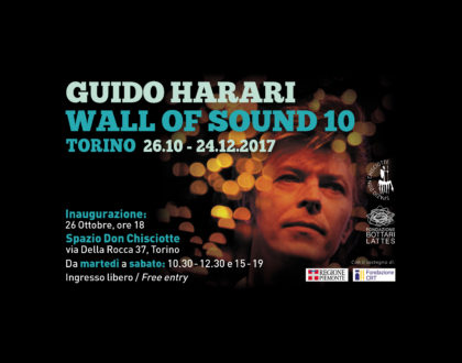 Guido Harari  Wall of Sound 10 a Torino