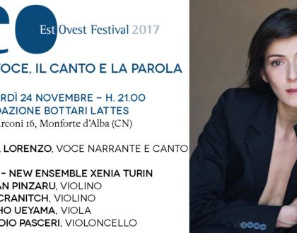 Festival EstOvest fa tappa alla Fondazione Bottari Lattes