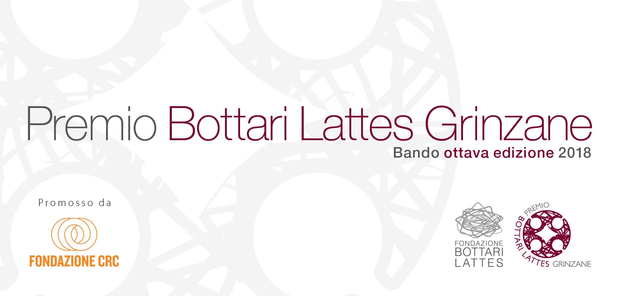 Aperto il bando 2018 del Premio Bottari Lattes Grinzane