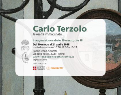 Carlo Terzolo. La realtà immaginata