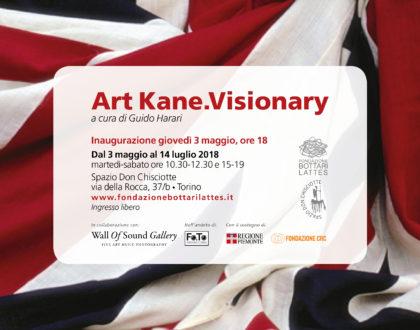 """Mostra fotografica  """"Art Kane. Visionary"""""""