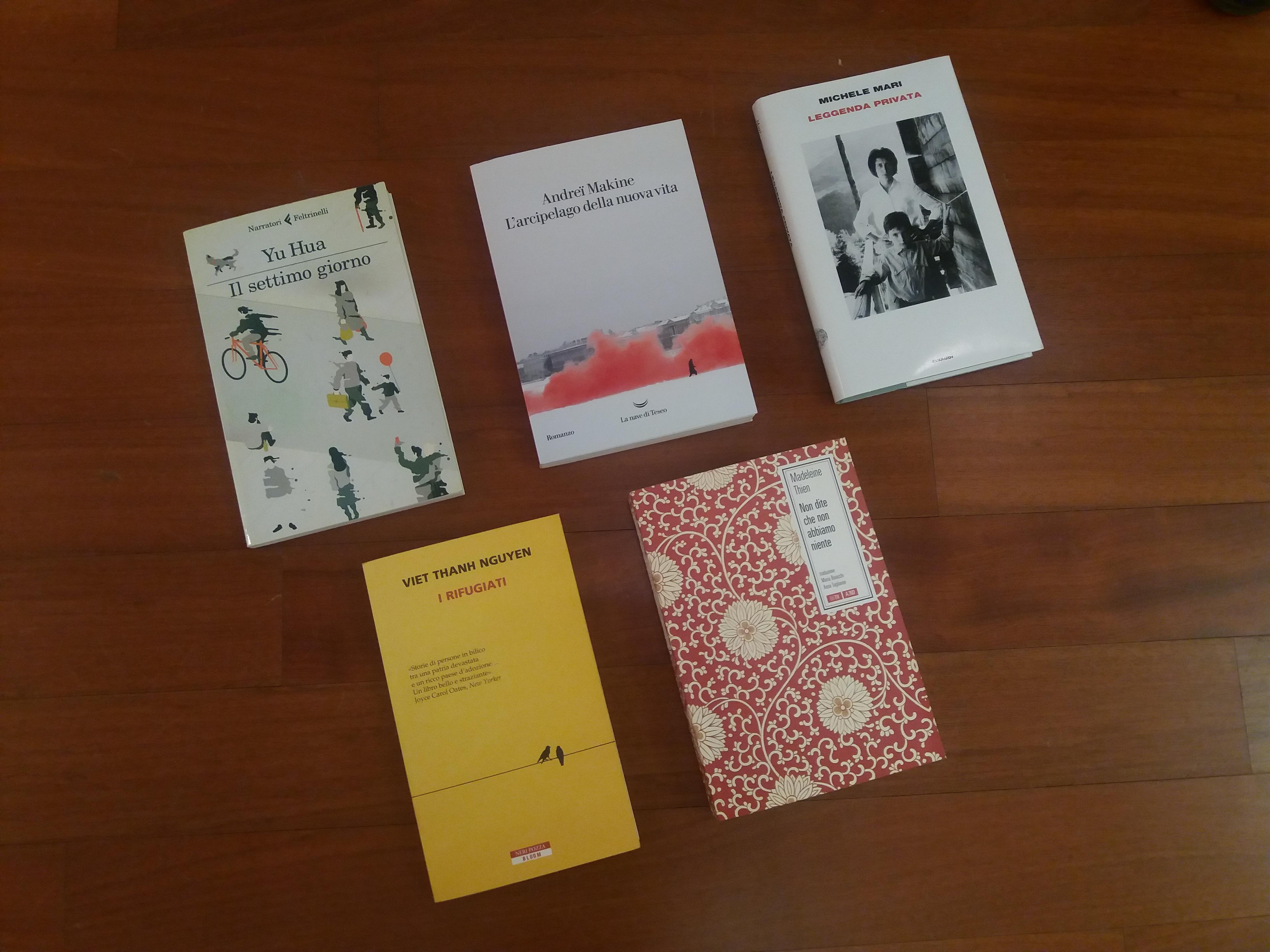 Premio Bottari Lattes Grinzane VIII edizione