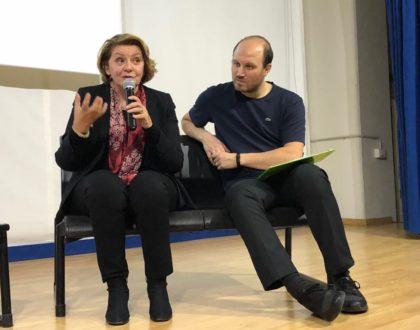 Con Caterina Chinnici, a 35 anni dalla morte di Rocco Chinnici, il Premio Bottari Lattes Grinzane ha incontrato gli studenti di Scampia per dialogare sui temi della legalità