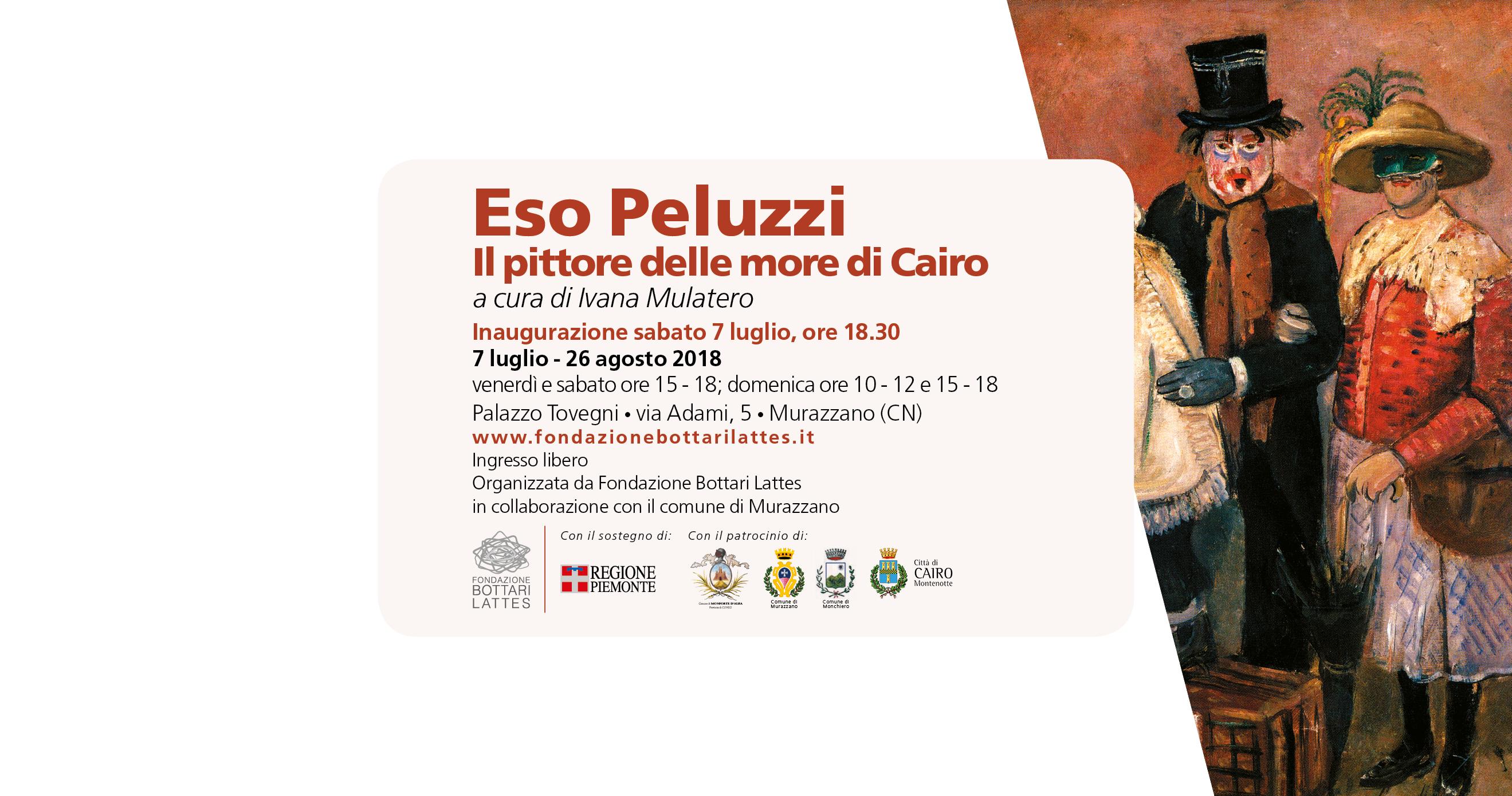 Eso Peluzzi Il pittore delle more di Cairo. Figure, luoghi e cose in un respiro d'infinito nei dipinti dal 1912 al 1983
