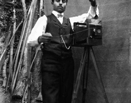 Poste Italiane consegna i fascicoli professionalidel postino fotografo Lorenzo Foglio ai suoi eredi