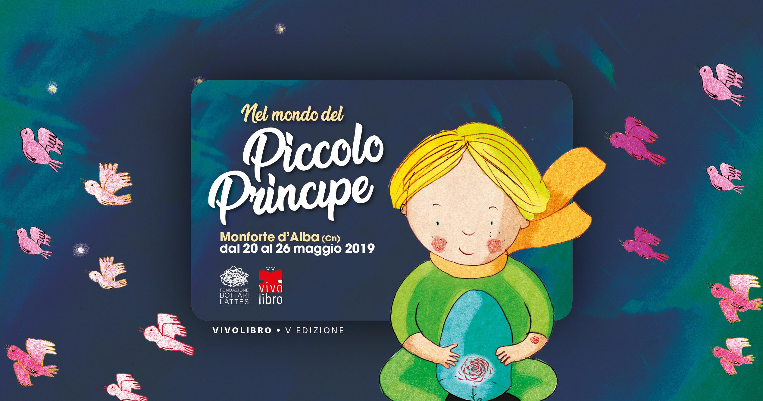 Il mondo del Piccolo Principe nelle Langhe