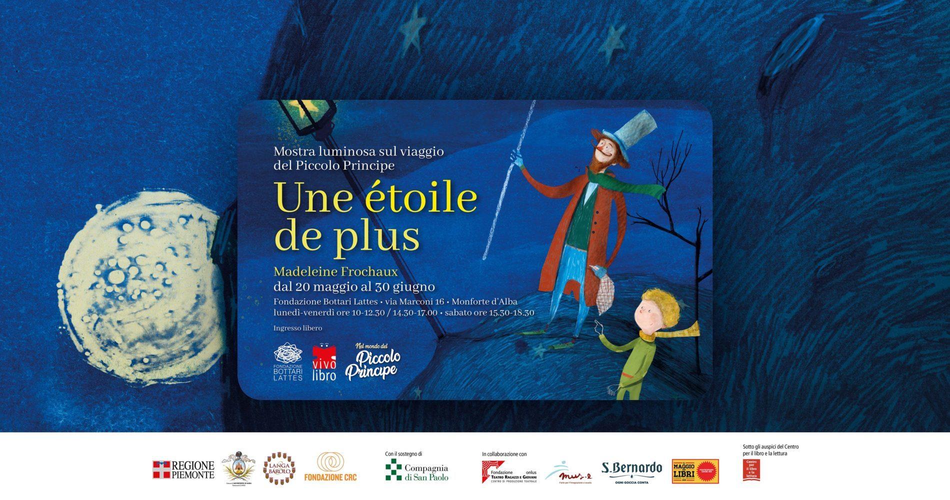 """Madeleine Frochaux """"Une étoile de plus"""""""