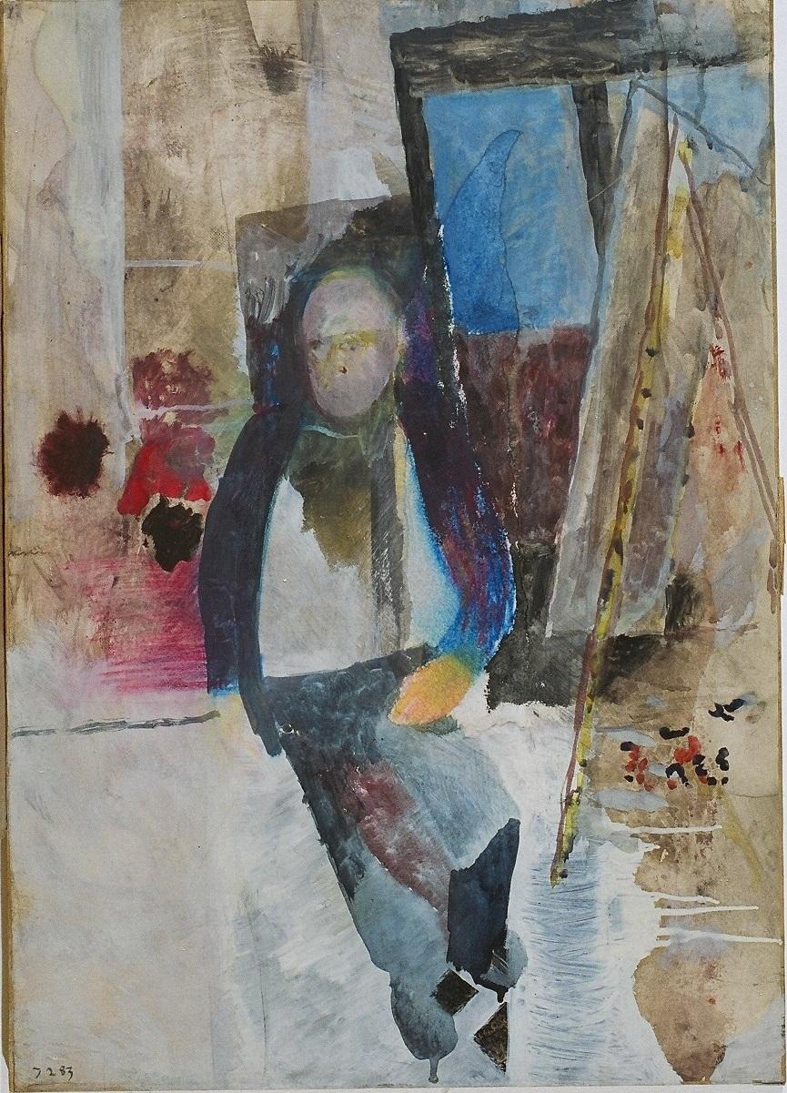 """Ad Alba la mostra """"Mario Lattes artista poliedrico"""" con acquerelli e opere a tecnica mista su carta"""