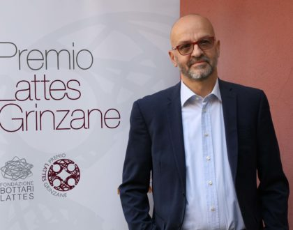 Alessandro Perissinotto conIl silenzio della collina(Mondadori) vince il Premio Lattes Grinzane 2019