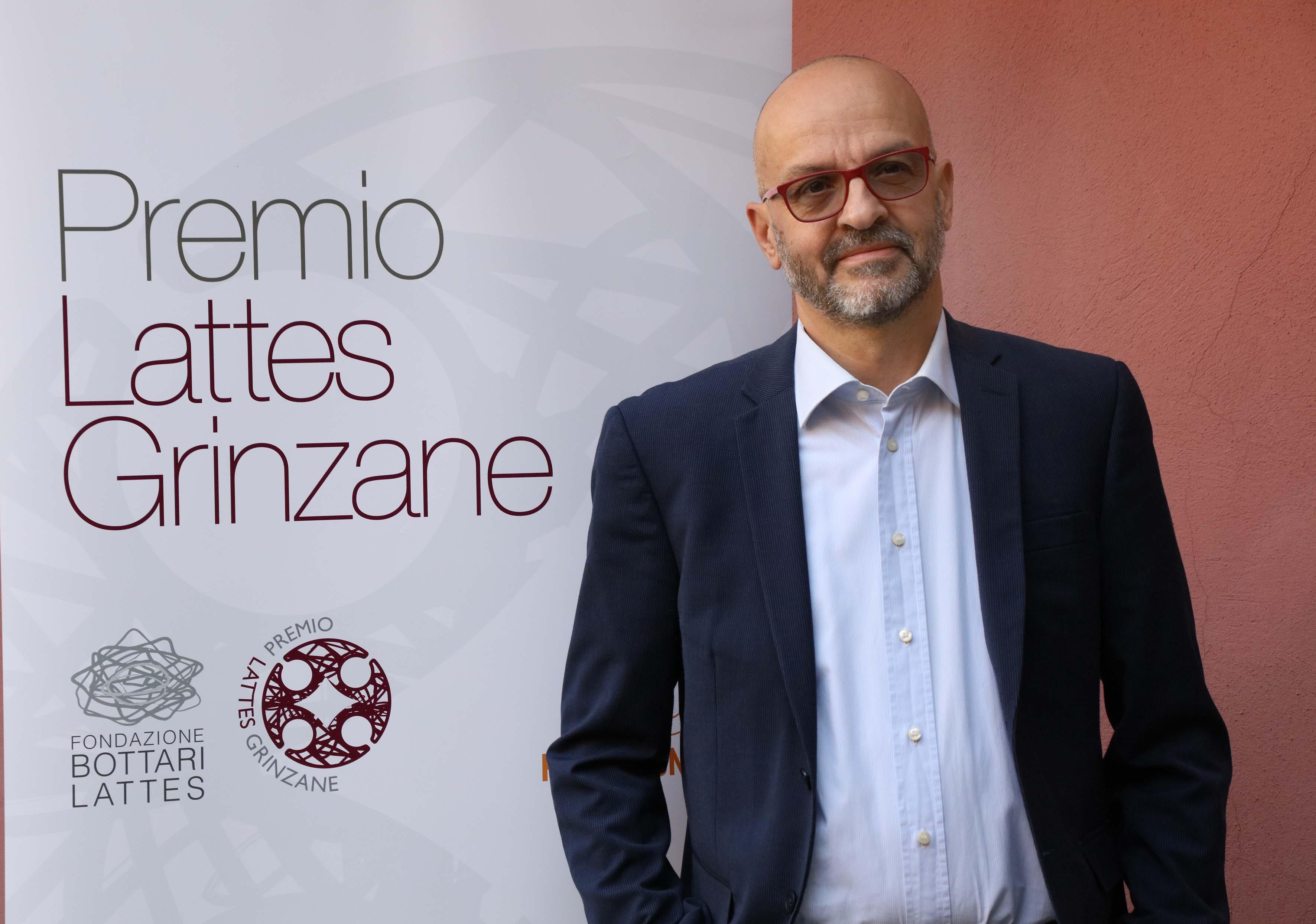 Alessandro Perissinottovince il Premio Lattes Grinzane 2019