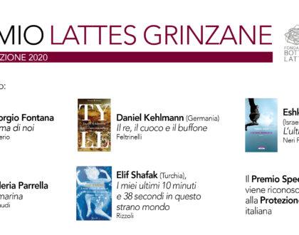 Cerimonia premiazione della X edizione del Premio Lattes Grinzane
