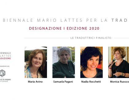 9 luglio: tappa torinese del Premio Mario Lattes per la Traduzione