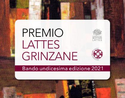 Bando XI edizione Premio Lattes Grinzane