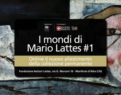 I mondi di Mario Lattes #1