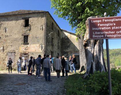 """La """"Censa"""", luogo fenogliano a San Benedetto Belbo"""