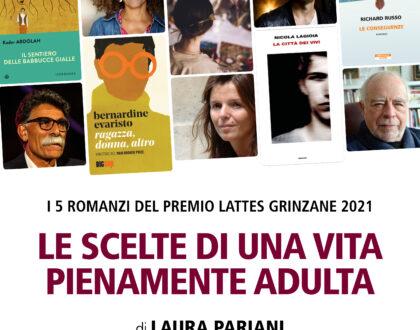 Laura Pariani racconta i cinque romanzi finalisti in gara