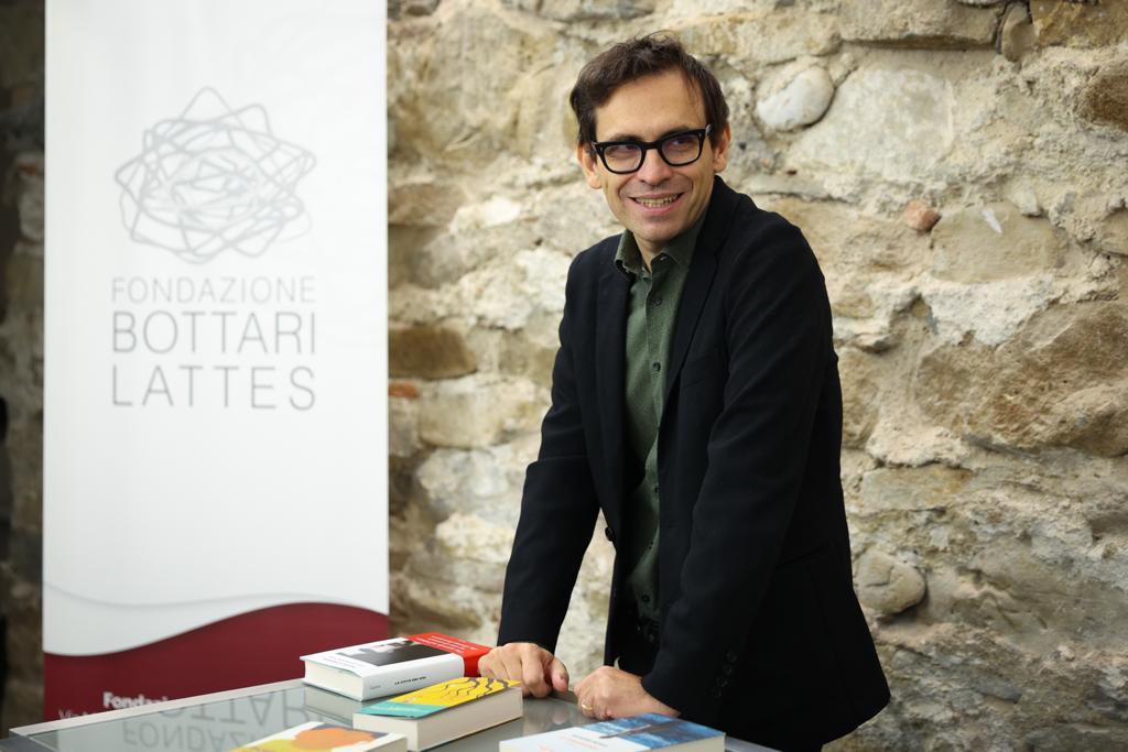Nicola Lagioia vince il Premio Lattes Grinzane 2021